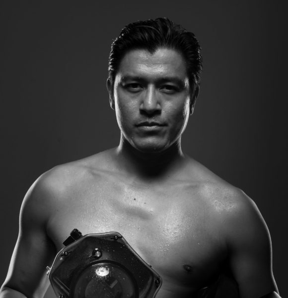 Mark Dimalanta Profile Shoot