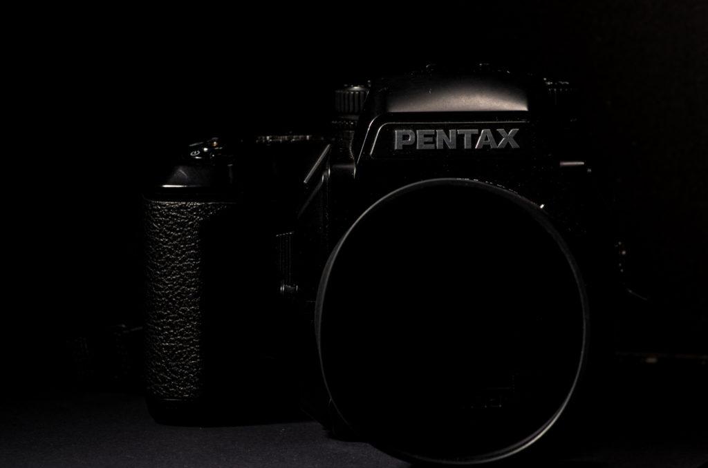 My Pentax 645N