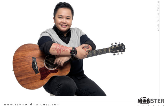 Liza Dino and Aiza Seguerra for Hea Watches