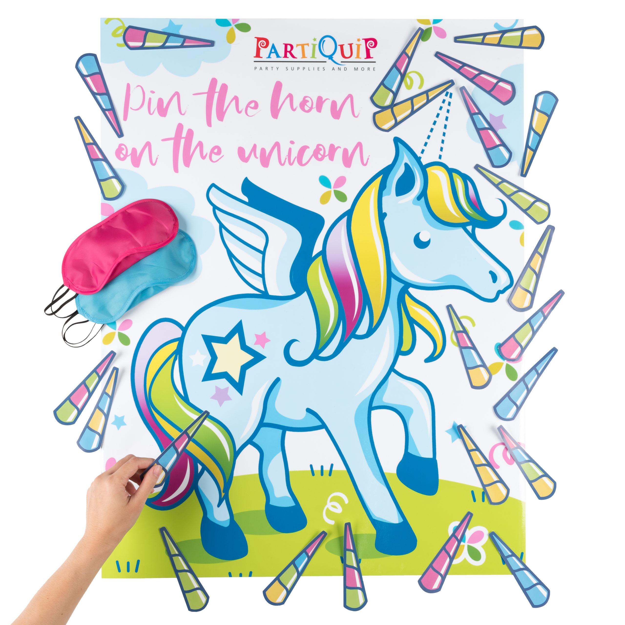 Pin the Unicorn